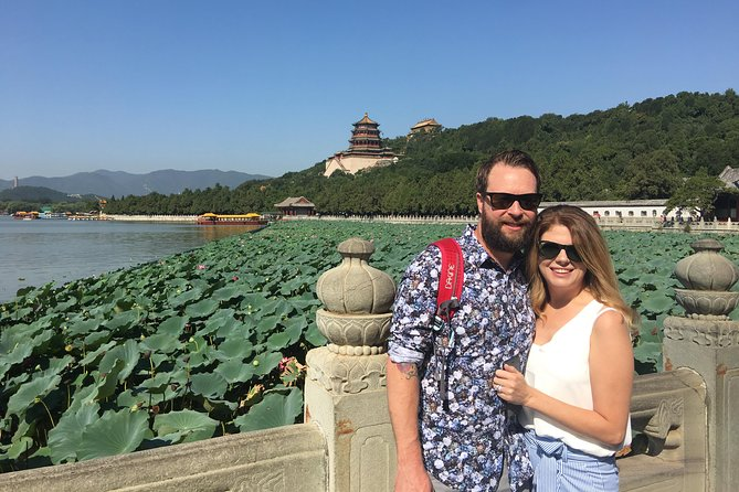 Perfect 1 Day Beijing Private Tour to Badaling Great Wall and Summer Palace