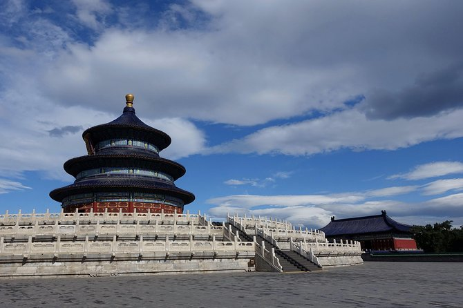 All Inclusive Private Day Tour:Forbidden City &Temple of Heaven & Summer Palace