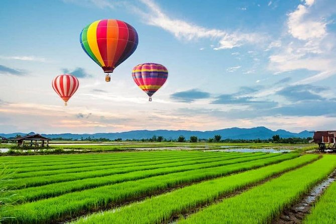 Balloon Chiang Rai-Soft Adventure and Nature Touch Activity