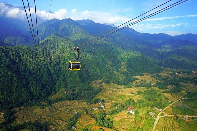 2-day Sapa visit and Fansipan by cable car from Hanoi