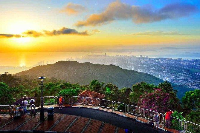 Kuala Lumpur To Penang One Way Private Transfers