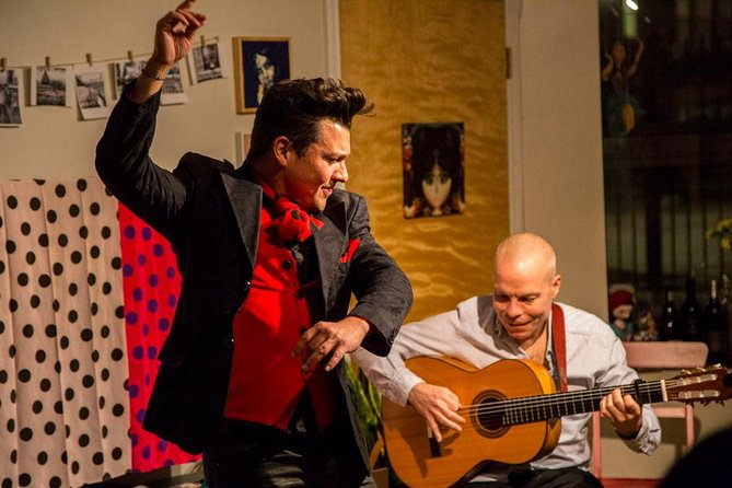 Spanish tapas & live Flamenco in the Chicago West Side