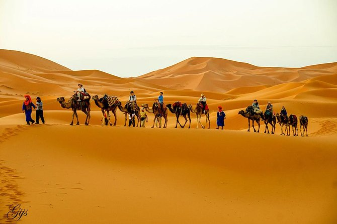 Moroccan Sahara Desert 3-Day Private Guided Tour from Marrakech photo 16