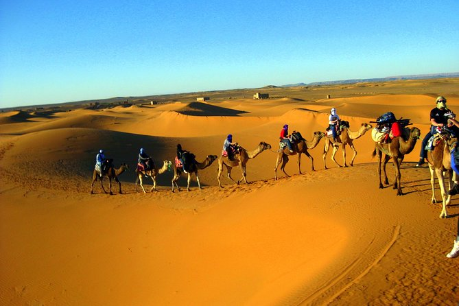 Moroccan Sahara Desert 3-Day Private Guided Tour from Marrakech photo 4
