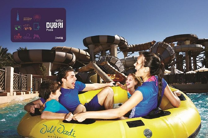 Skip the Line: Dubai Flexi Attractions Pass Ticket including Motiongate