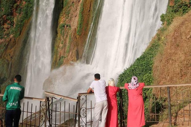 Small Group Ouzoud Waterfalls Guided Day Tour from Marrakech