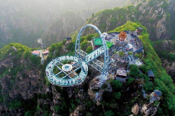 Beijing Off-the-beaten-path Shilinxia Glass Viewing Platform Tour