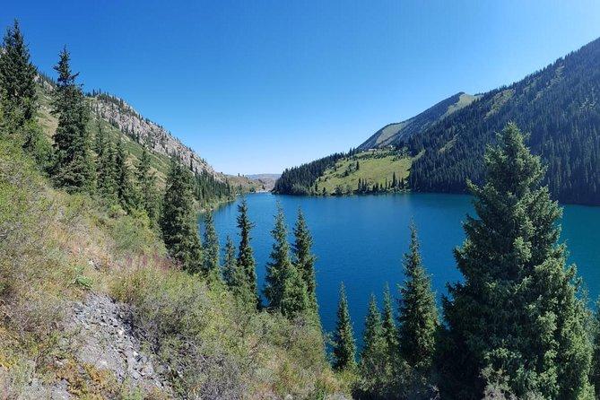 Kolsai, Kaindy lakes, Charyn Canyons