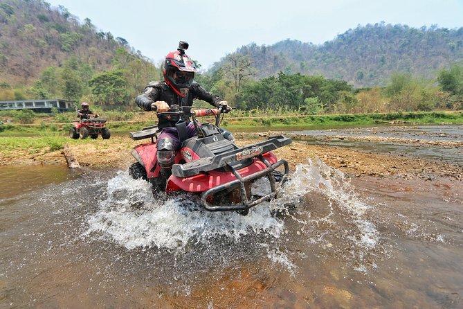ATV Quad Bike Adventure em Chiang Mai