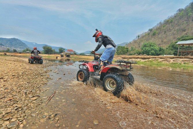 ATV near Chiang Mai