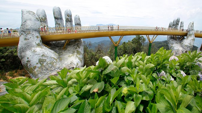Ba Na Hill- Golden Bridge – Full Day