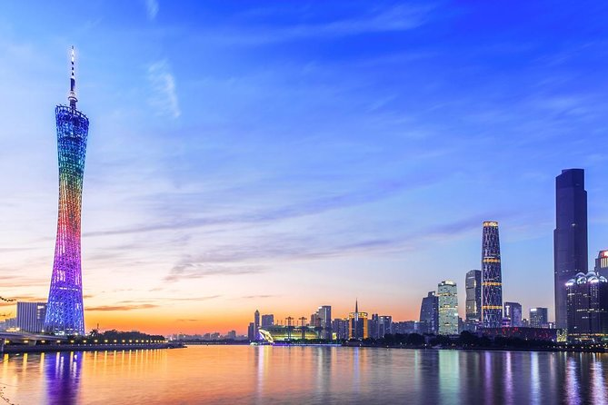 Guangzhou Private Tour: TV Tower, Chen Clans Academy & Pearl River Cruise