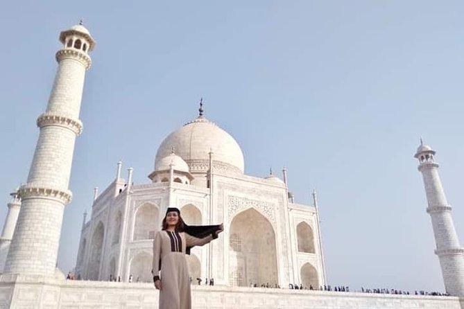 Taj Mahal & Agra Fort-Private Sunrise Tour from Delhi