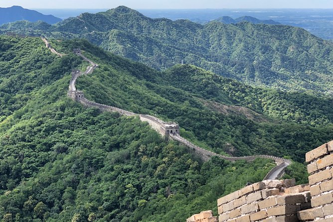 All Inclusive Tour to Mutianyu Great Wall and Lama Temple
