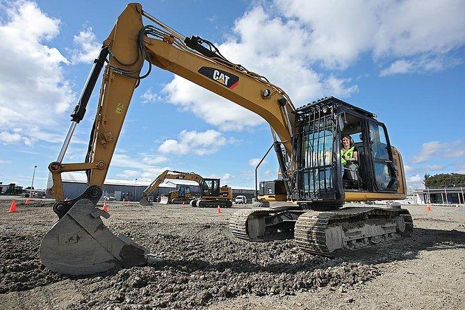 Big Dig Excavator, Dig This Invercargill