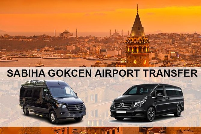 Asian Side of Istanbul Hotels to Istanbul Sabiha Gokcen Airport photo 1