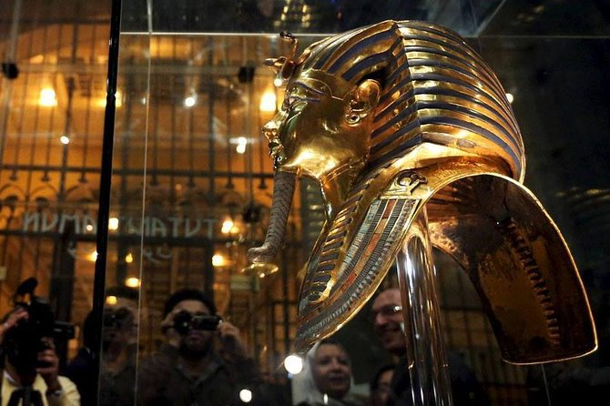 Tutankhamun Treasures Tour To The Egyptian Museum