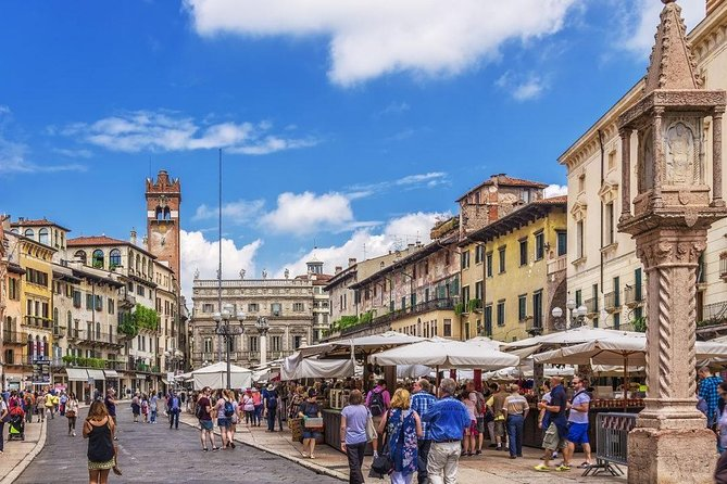Verona and Lake Garda Day Trip from Milan with Hotel Pickup