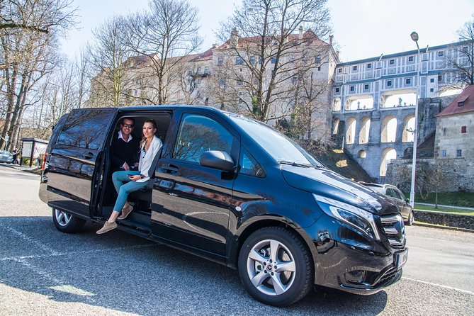 Your personal private driver for your stay in Linz