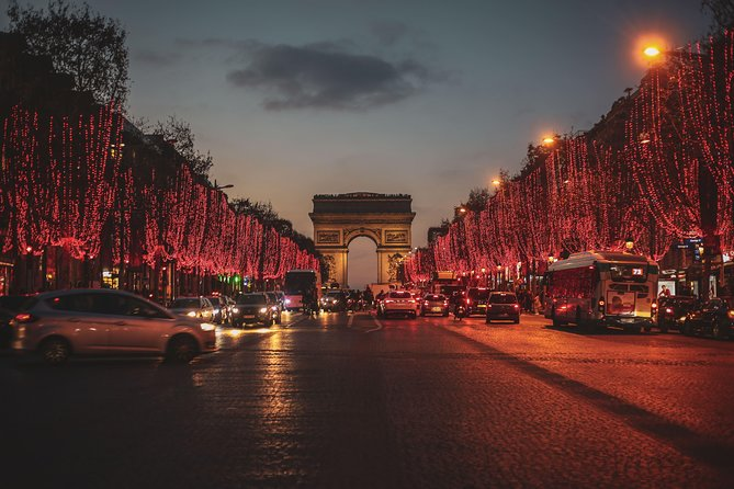 Joyeux Noël: Christmas In Paris
