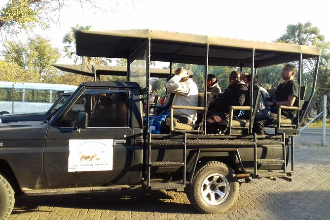Game Drive- Mosi O Tunya National Park photo 1