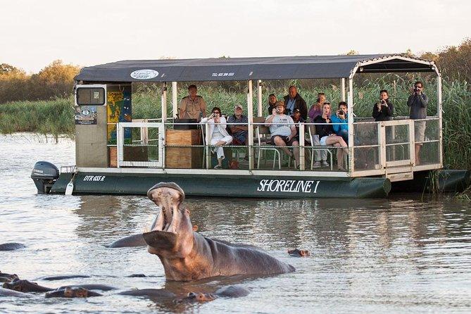 Shoreline Hippo and Crocodile Boat Cruises, iSimangaliso Wetland Park