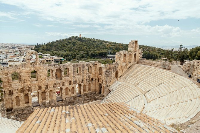 Tour Privato Saltafila dell'Acropoli e le Sue Perle Nascoste