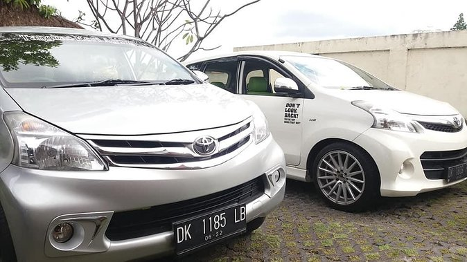 Private Bali Hire Transport 8-10 Hours with English Speaking Driver