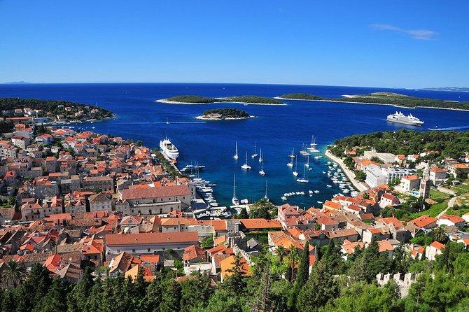Hvar (Hvar island) & Bol (Brač island) - Day Trip from Brela - Every Tuesday