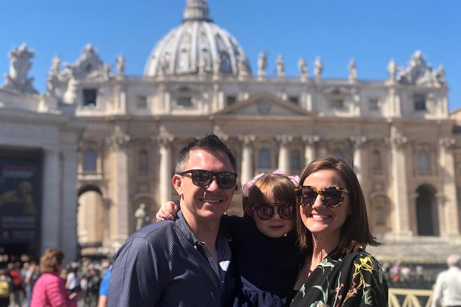 Exclusive Vatican Museums, Sistine Chapel & St. Peter's Private Tour with Marco