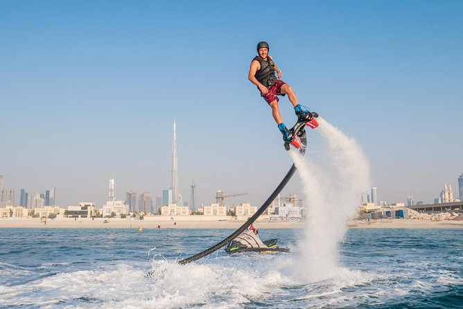 FLYBOARD / HOVERBOARD - 20 minutes