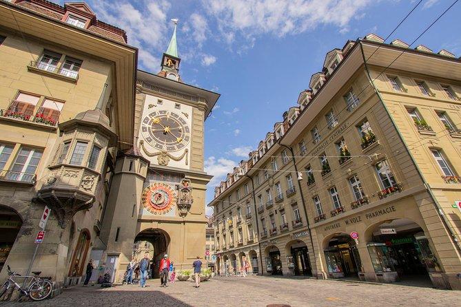 1 Hour Private Walk of Bern
