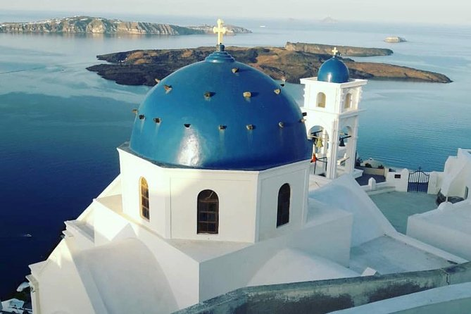 Explore Santorini island in a private full day tour