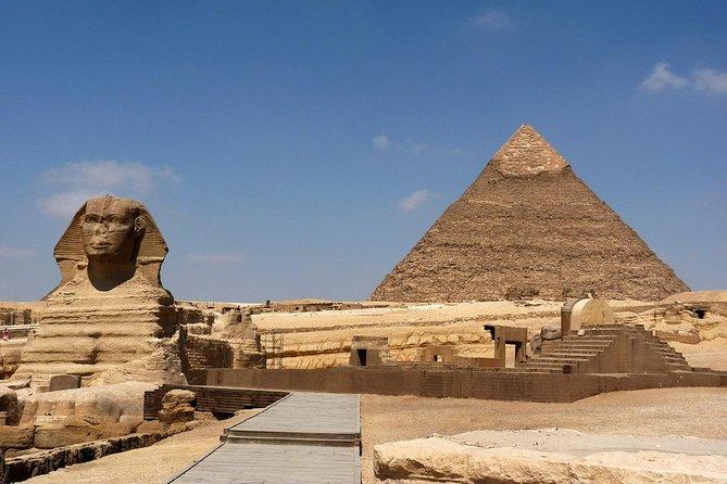 Private Day-Trip to Giza Pyramids Citadel and Khan el-Khalili Bazaar in Cairo