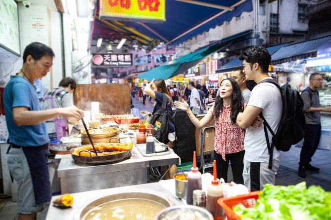 Kowloon Night Tour with a Local: Private & 100% Personalized