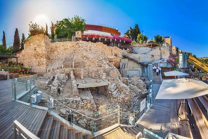 Underground Tour: From the City of David to the Western Wall photo 10