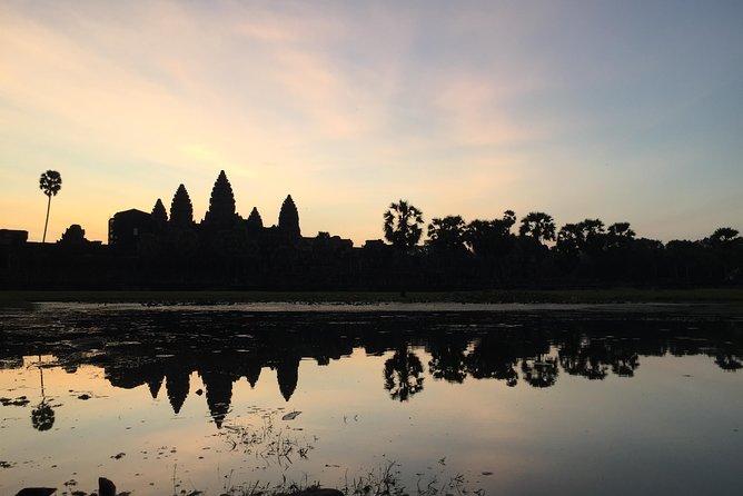 Siem Reap Angkor Wat Sunrise tour like local