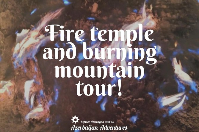 Fire Temple and Yanardagh Tour photo 1