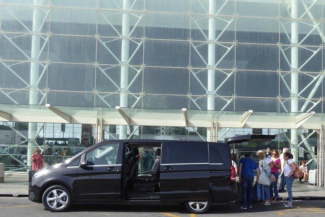 Transfer Catania / Agrigento Airport