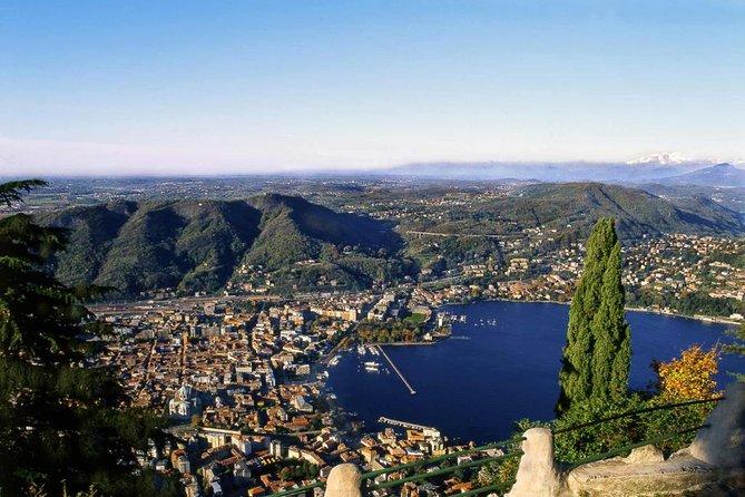 The city of Como, Lake Como, private guided tour