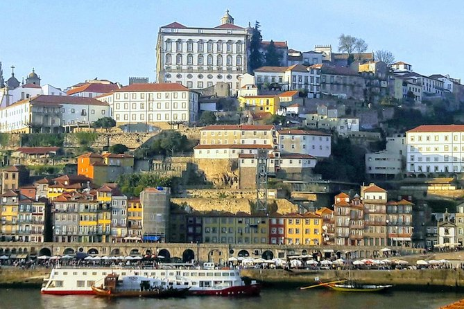 Sardinhas Porto City Van TOUR