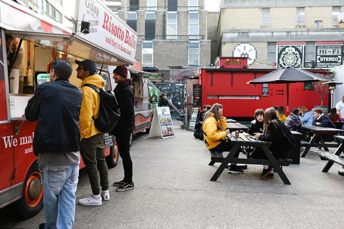 ​Tastes Of Multicultural London In Hackney, Shoreditch And Brick Lane