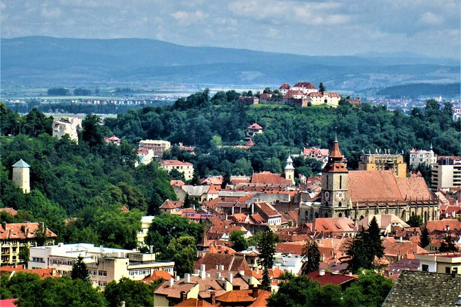 Private Walking Tour of Brasov Old Town with a Great View