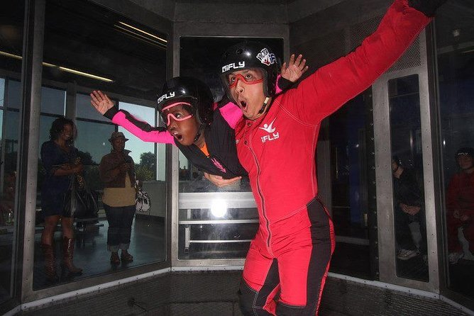 Oklahoma City Indoor Skydiving with 2 Flights & Personalized Certificate