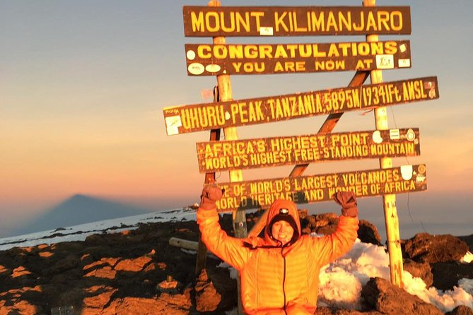 7 Days Lemosho Route Kilimanjaro Hiking With Africa Natural Tours Co. L.T.D