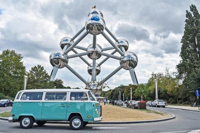 Brussels Retro Tour with oldtimer