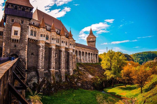Day Tour to Corvin Castle, Deva Fortress and Alba Iulia