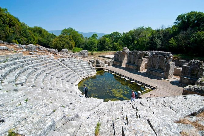 Private Full Day Tour of Butrint, Saranda & Gjirokaster from Tirana