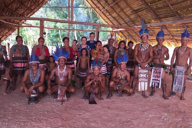 Safari Amazônico Privado by Tuhiri Eco Tour - Saindo de Manaus