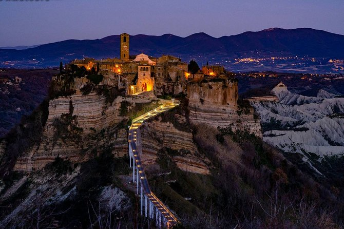 Day Trip: Orvieto And Civita Di Bagnoregio Private Tour + Wine Tour With Lunch
